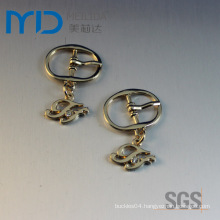 Fashion Pin Buckle with Drops for Lady′s Elegant Shoes Strap