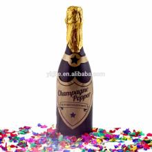 Champagne Flasche Party Popper für Geburtstagsfeier