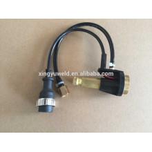 connectors for welding machine