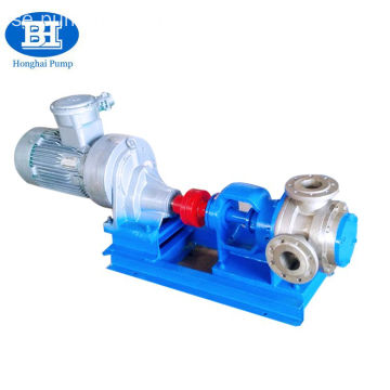 Damm Jacketed High Viskositet Liquid Internal Gear Pump