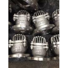 JIS Scs13 10k Ножной клапан Dn50