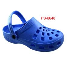 Mesdames élégant pas cher en plastique eva sabots chaussure