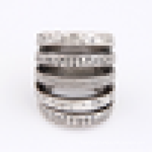 Simple Design Stainless Steel Alloy Ring for Men and women
