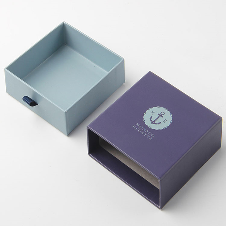 Matte Hard Cover Slide Out Paper Box