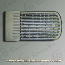 Qualified alloy casting led light parts of holiday lamp light covers