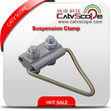 """Pince de suspension de câble à fibre optique Fig """"8"""" de haute qualité"""