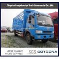 2016 novo FAW 5 toneladas Van caminhão do caminhão leve