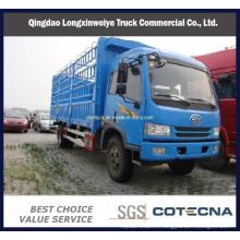 2016 nouveau FAW 5 tonnes Van camion camionnette