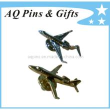 Emblema do Pin da lapela do metal 3D para o presente relativo à promoção (badge-030)