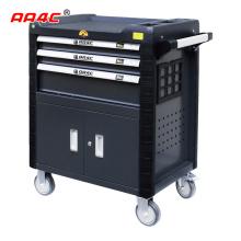 AA4C 106pcs Auto repair Tool cabinet trolley Garage Cabinet tool shelf hardware hand tools auto repair worktableJ1-A33106