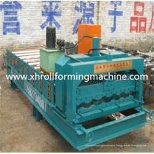 Профилегибочная машина для производства цветных стальных панелей