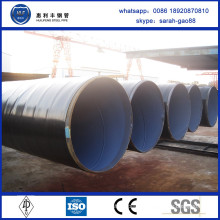 new arrival natural gas liquid steel pipe 3pe