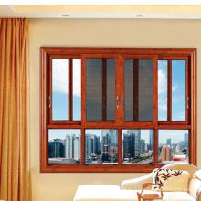Perfil rotura de aluminio de la rotura de la ventana deslizante