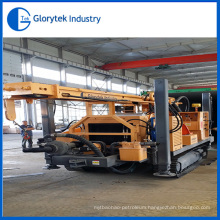 400c Multi-Functional Crawler Type Water Well Drill Rig From China