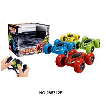 2.4G Stunt Car W / Light & Music Toys for Kid