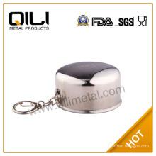 2014 Smart Design Outdoor Key Ring Telescopic Cup