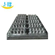 Fábrica profissional oem serviço molde fundido fazendo molde de alumínio de alta qualidade