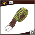 New Arrival Polyester Stretch Knitted Casual Belt