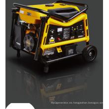 Generador de la gasolina / de la gasolina del marco abierto 5kw.