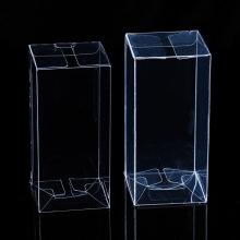 Boîte en plastique cadeau en acétate pliable personnalisé imperméable