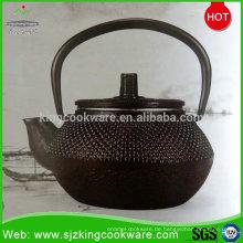 Chinesische Gusseisenteekannen der Art und Weise 0.8L mit Teesieb