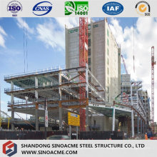 Cadre en acier préformé pour bâtiment de grande hauteur