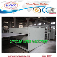 China PP Hollow Sheet Package Machinery