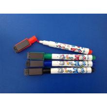 Conjunto de 5 PCS marcador de quadro branco magnético