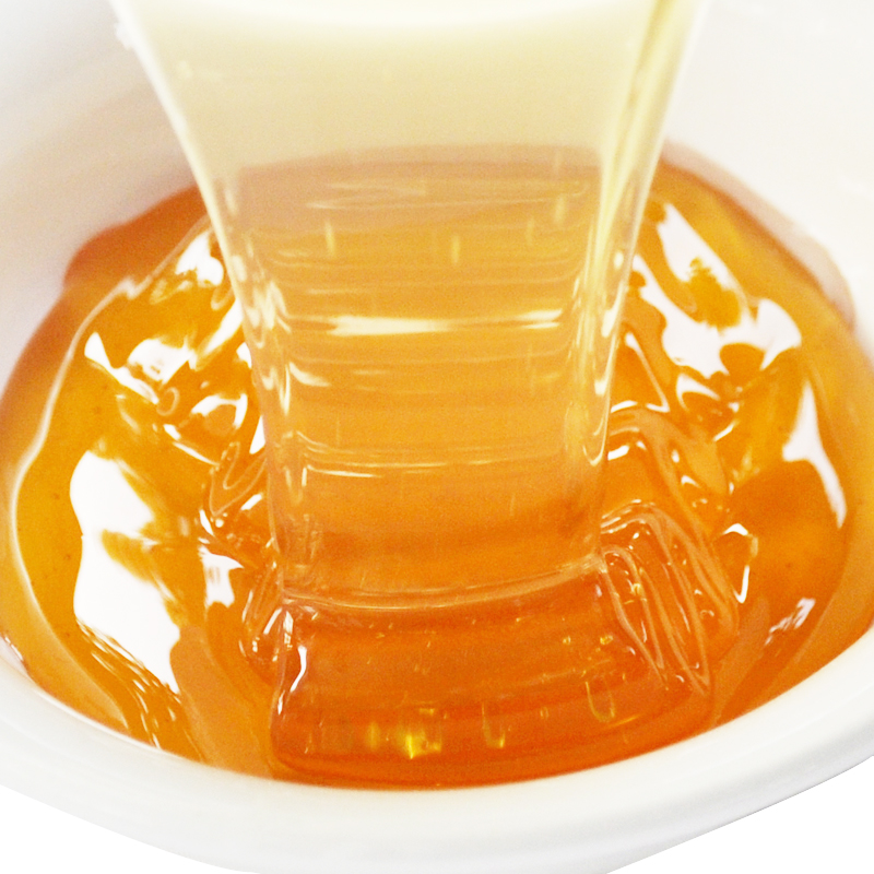 hot sale bulk packaging organic rape honey
