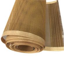 Hot sale kelvar open mesh conveyer belt