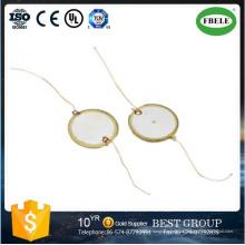 Zumbador piezoeléctrico piezoeléctrico de alta calidad