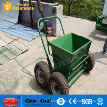 CS-150 Sand spreading machine Stadium gym sand filling machine