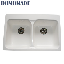 2017 Popular Design Double Bowl Commercial Standard Kitchen Sinks