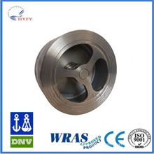 Made in china stainless steel medium temperature check valve