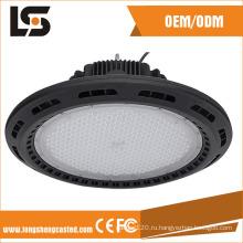Анодированный Алюминиевый Промышленный НЛО светодиодный свет высокой залива корпус