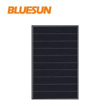 BLUESUN shingled solar panel all black 400w 24v solar panel 400w 410w solar module