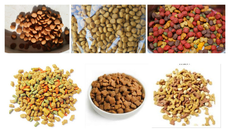 pet food machine sample