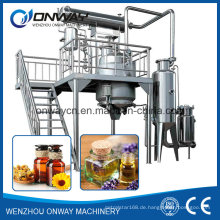 Tq hohe effiziente Energieeinsparung industrielle Dampfdestillation Destillationsmaschine ätherisches Öl Extraktionsmaschine