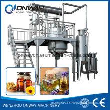 Tq High Efficient Energy Saving Industrial Steam Distillation Distillation Machine Essential Oil Extracting Machine