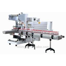 Nuevo diseño caliente ventas ST 6030AH-SM-6040 Auto PE ordenado y Shrink embalaje máquina
