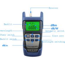 En stock AUA9 mini fibre câble laser machine à puissance, détecteur machine d'essai aua-9