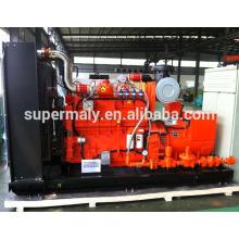 Cummins motor Generador de energía de gas natural