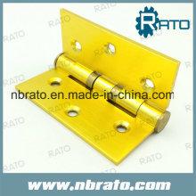 Vergoldetes Aluminium-Scharnier