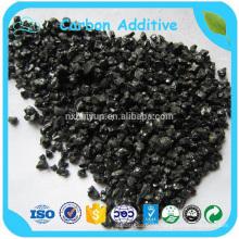 High Carbon And Low Sulphur Carbon Raiser / Carburetant