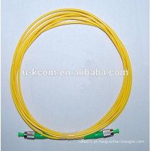 FC / APC-FC / APC Simplex SM Fibra Óptica Patch Cable