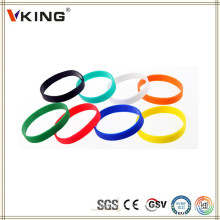 China Novo produto inovador pulseira de silicone personalizado