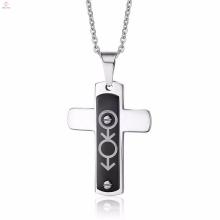 Обычай Религиозные Мужские И Женский Символ Крест Кулон Религиозные Ювелирные Изделия