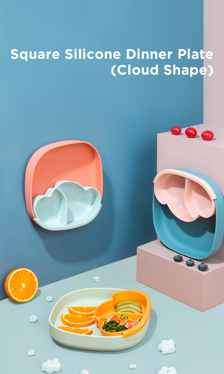 Baby Suction Plate