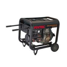 Fixtec 4.4kw Small Electric Welder Gasoline Generator