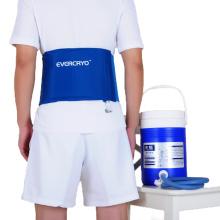 Máquina do sistema de terapia a frio EVERCRYO para dores nas costas